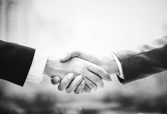 握手の意味