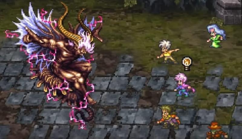 ロマサガ3の仲間キャラクター